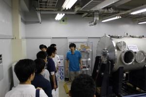 風洞見学会で航空宇宙エネルギー工学を体験しよう!