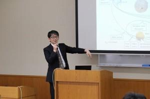 藤田先生のご講演